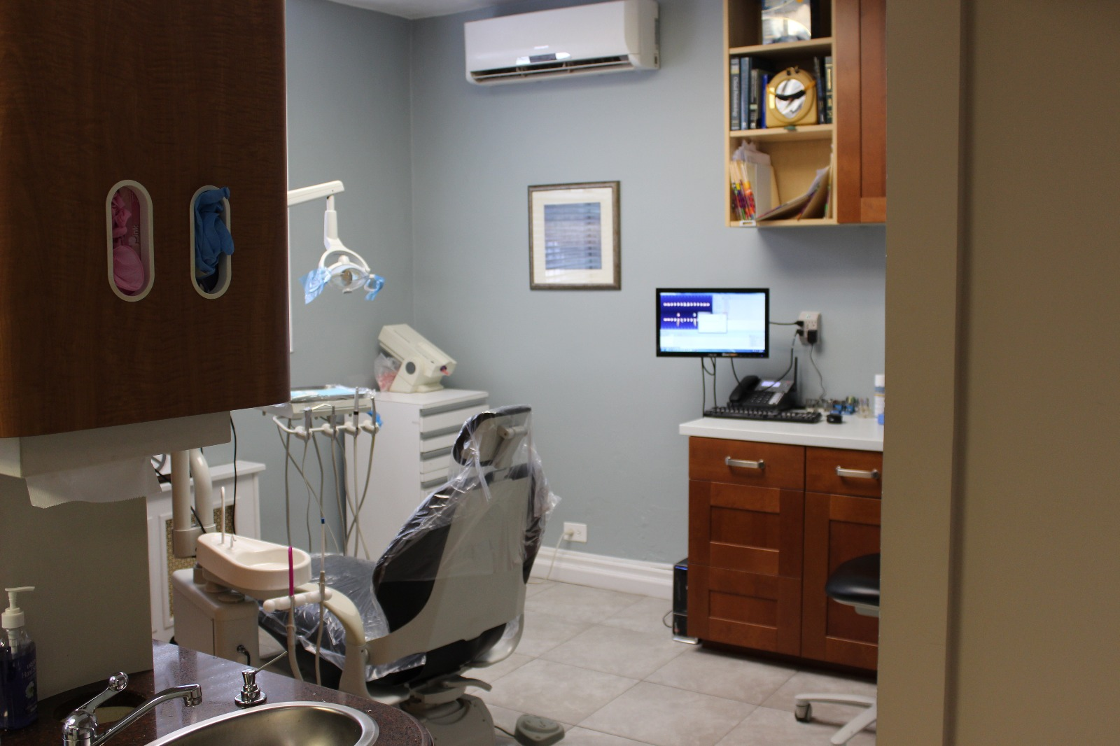One of the Operatories